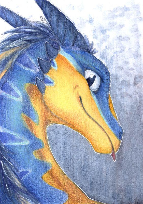 Prize: Azelot by Samantha-dragon.deviantart.com on @DeviantArt