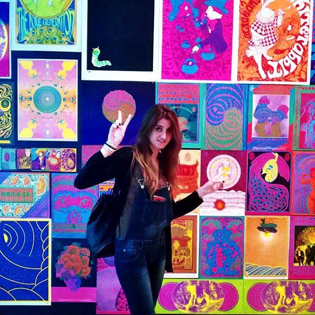 MoMA pop . . . #pop #fluo #color #70s #MoMA #ny #nyc #newyork #newyorkcity #me #travel #travelgram #traveling #travelingram #traveler