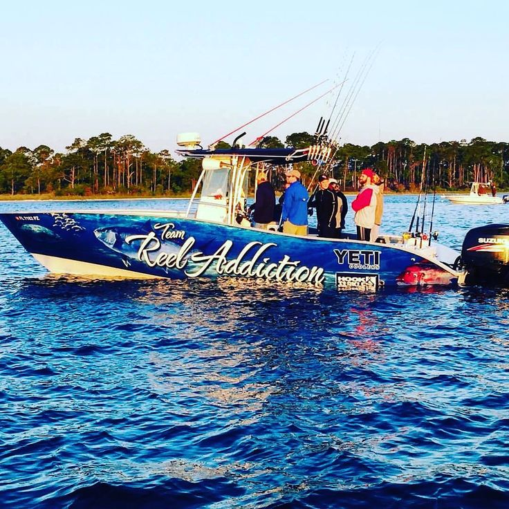 Visit Panama City beach, FL and Reach out to Reel Addiction Charters