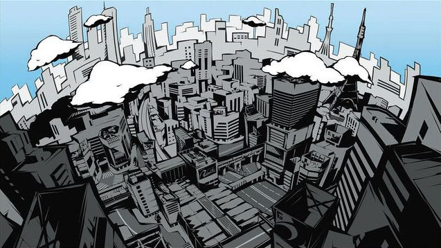 Pin By Saqif On Planet City Background Images Wallpaper Backgrounds Persona 5