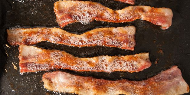 So... Here's How To Make Bacon Shot Glasses