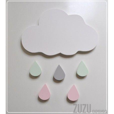 Chmura z kroplami