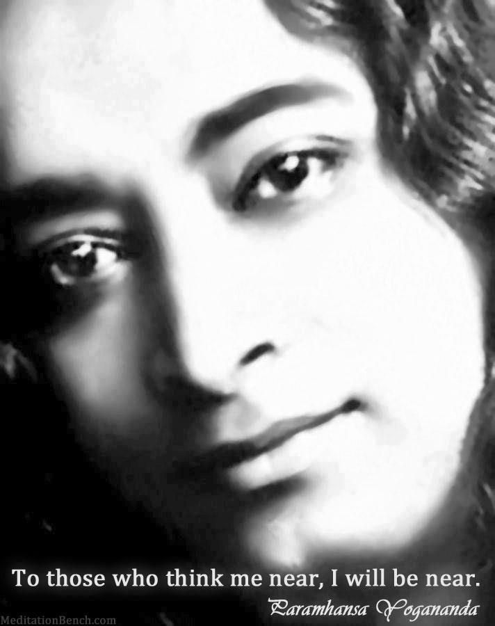 ~Paramahansa Yogananda, being lots fuller by now than just Old Soul, ie Transcendental