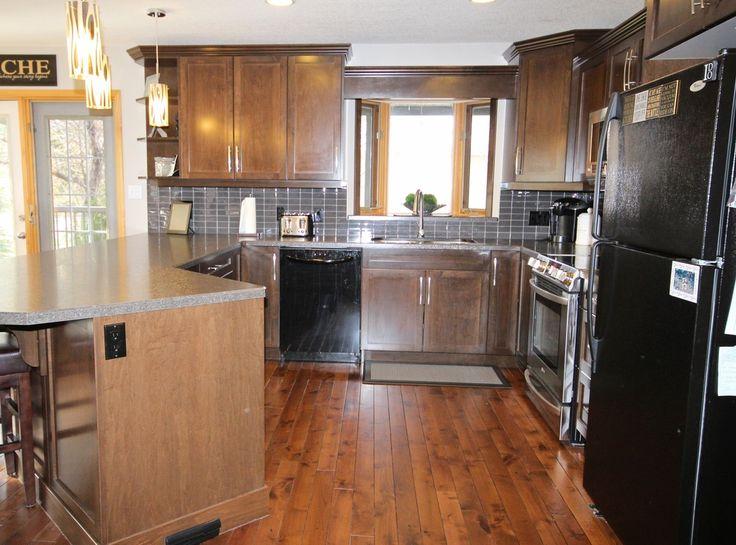 Kitchens - Pedersen Cabinet Works Ltd.