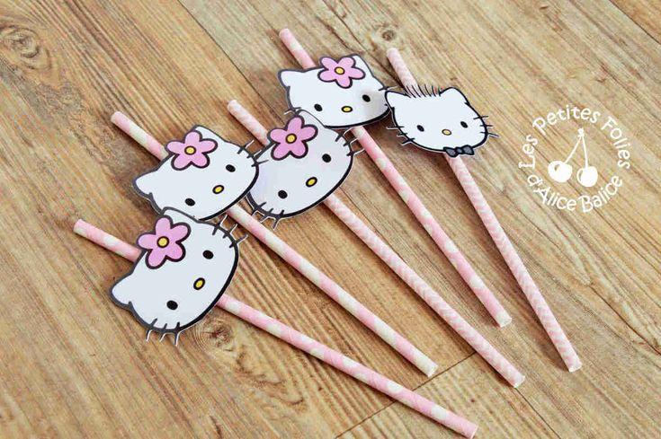 Il y a une semaine, je vous faisais découvrir les invitations que j'ai réalisées pour les 2 ans de Ninon sur le thème Hello Kitty. Aujourd'hui, c'est la déco du D-day que je vais vous présenter :) Qui dit Hello Kitty dit bien sûr rose, cœurs, fleurs &...