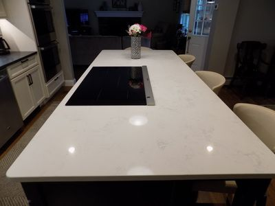Jet Mist/ And Q Quartz   Countertops By Superior  Granite, Marble U0026 Quartz