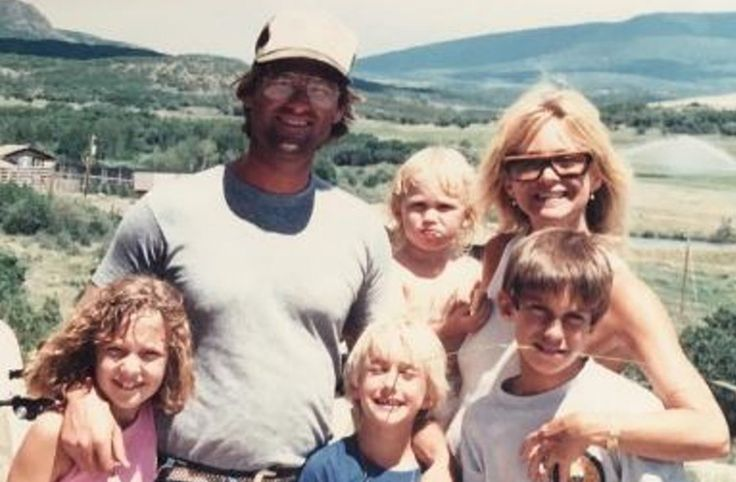 Three years after their relationship began, Goldie became pregnant. Wyatt Russell was born on July 10, 1986. He would enter the world to a slew of half-siblings. Hawn had two children with Bill Hudson, and Russell had one with Season Hubley. They would become loving step parents to each other kids. Kate Hudson looks to Kurt as a real father figure in her life. Wyatt is also an actor appearing films such as Everybody Wants Some! and 22 Jump Street.