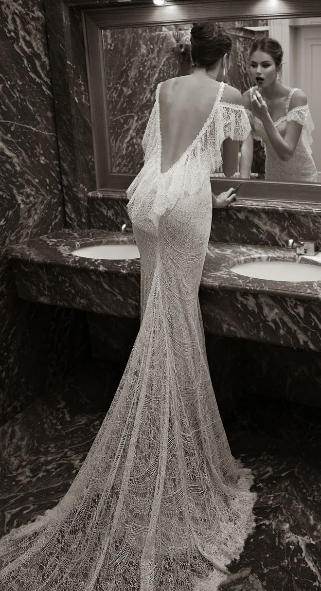 Berta Bridal Winter 2014 Collection - Part 1 | bellethemagazine.com