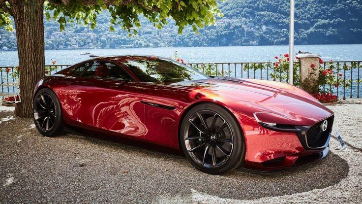 2020 Mazda RX9 new sports but modern design Win car
