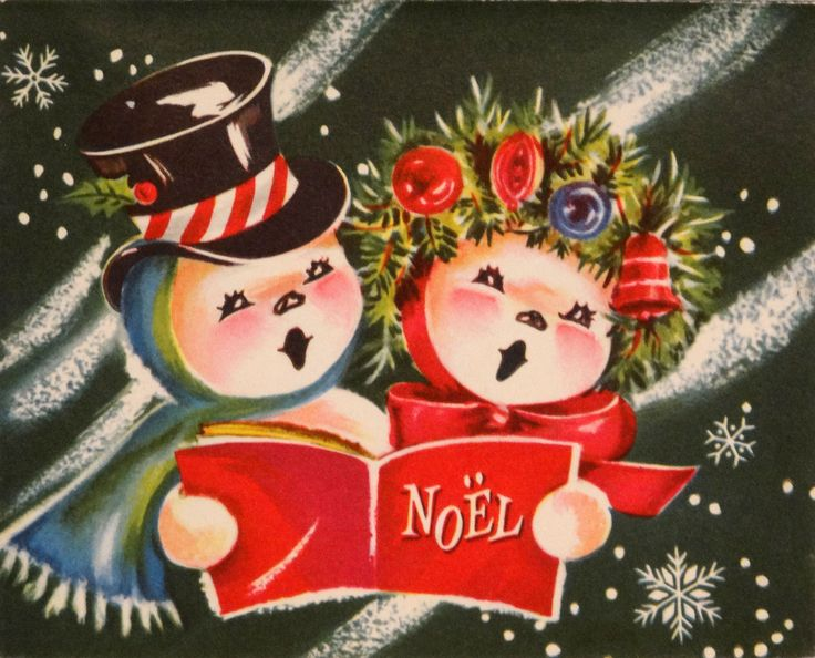 2050 best Vintage Christmas images on Pinterest | Christmas ...