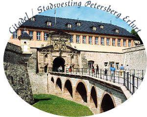 Citadel-Stadsvesting Petersberg Erfurt