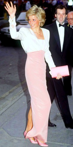 Princess Diana. We need more people like her on earth.