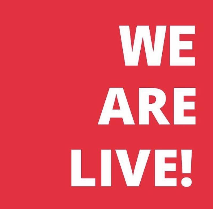 We are live oftwel de website hangt in de lucht. We waren even afgeleid door twee leuke opdrachten   #wijklagenniet #wearelive #pr #publicrelations #prbureau #noordholland #wegaanvoor40plussers #vrouwen