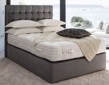 Millbrook Enchantment 4000 Super King Size Zip & Link Divan Bed from 	 £2,029.00