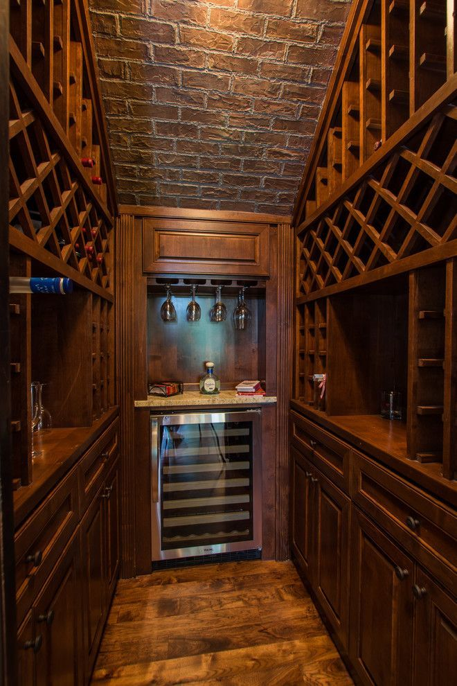 under the stairs wine cellar - Google Search