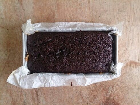 Chocolate brownies ala vin