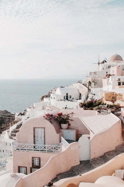Vacation dreams of Greece | Repinned by @theatelierla