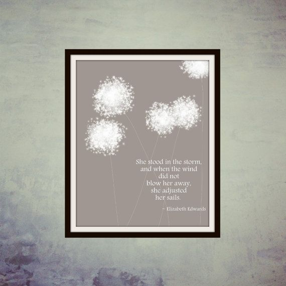 Digital Art Print Printable Art Quote Art Wall Art by MerciKiss, $5.00