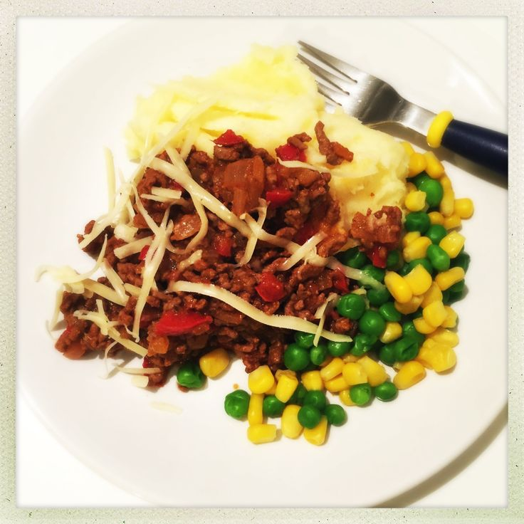 how to make easy savoury mince