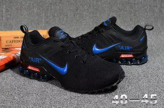 timeless design 573e6 a5369 Honest Nike Air Shox Ultra 2019 Black Blue Mens Running Shoes Shox Sneakers