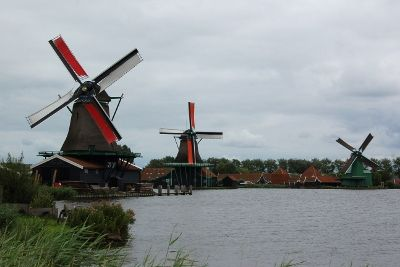 Days out diary - Eurocamp holiday in Holland (part 1) - Wassenaar and Duinrell amuseument park