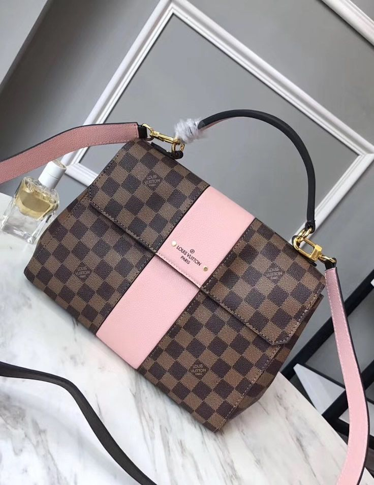 665382d6593e The Louis Vuitton Damier Ebene Bond Street bag is a luxurious creation that  is capable of offering so much and provides impressive elements to the  owners.