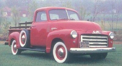 1950's GMC FC 101 Classic Truck Image