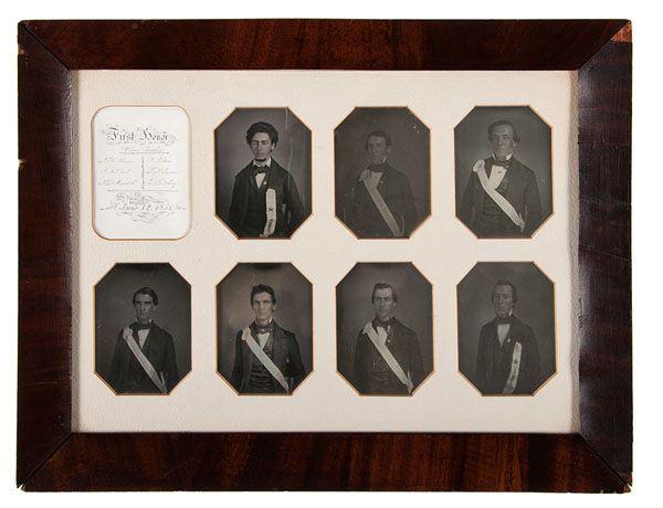 (1851) Graduates - Petersburgh, VA