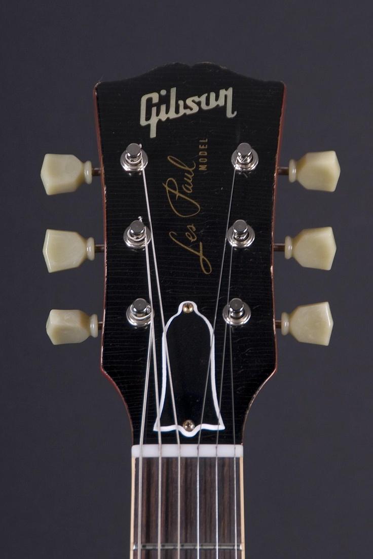 50+ best Gibson Les Paul - Headstocks images by John Munson on ...
