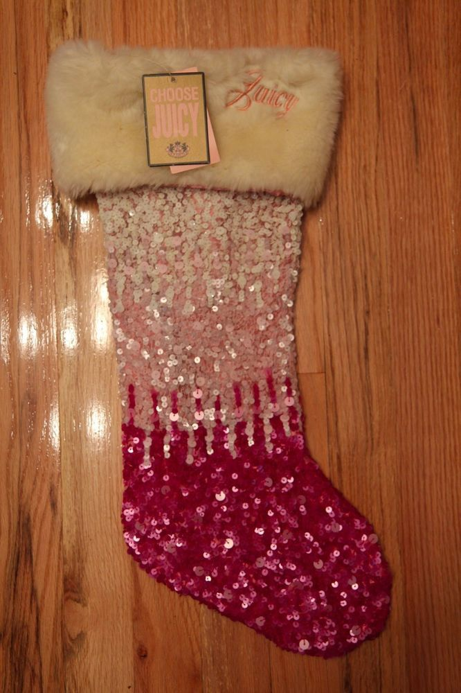 Personalized Quilted Christmas Stockings