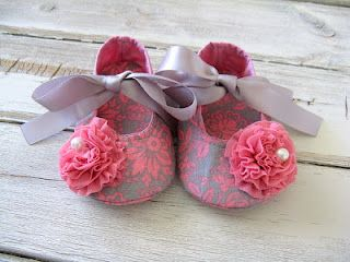 Collective Creations: Baby Shoes