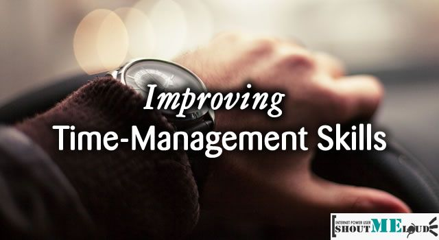 Time-Management Skills