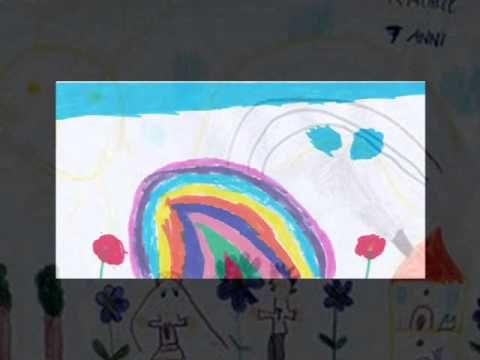 I sette colori dell'arcobaleno. Canzone - YouTube