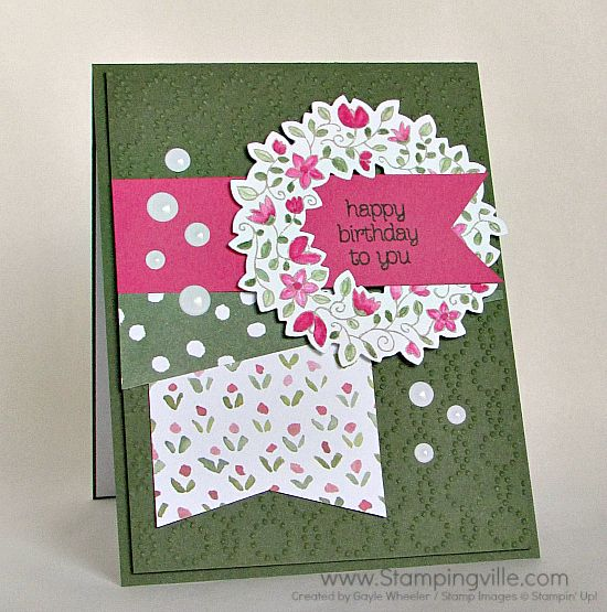 710 best Stampin Up Birthday images – Stampin Up Birthday Card Ideas
