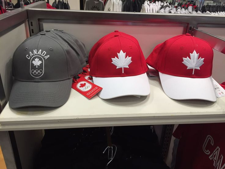 Canadian Olympic Team Hats | Hudson's Bay