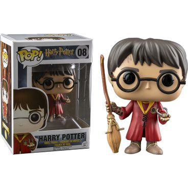 Funko Pop: Harry Potter - Harry Potter in Quidditch