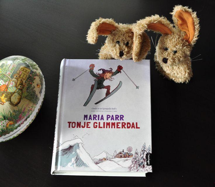 «Tonje Glimmerdal» ~ Maria Parr / Innlegget inneholder annonselenk