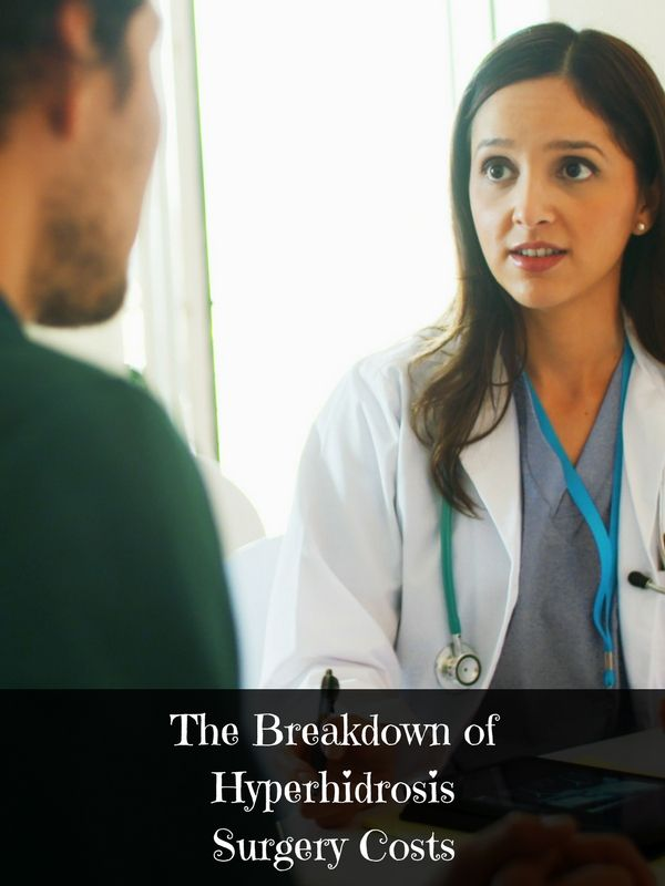 The Breakdown of Hyperhidrosis Surgery Costs