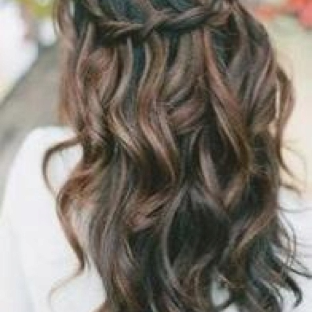 Interlocking waves | Hair | Pinterest