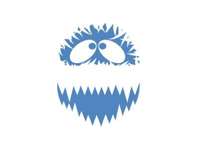 Image result for abominable snowman svg