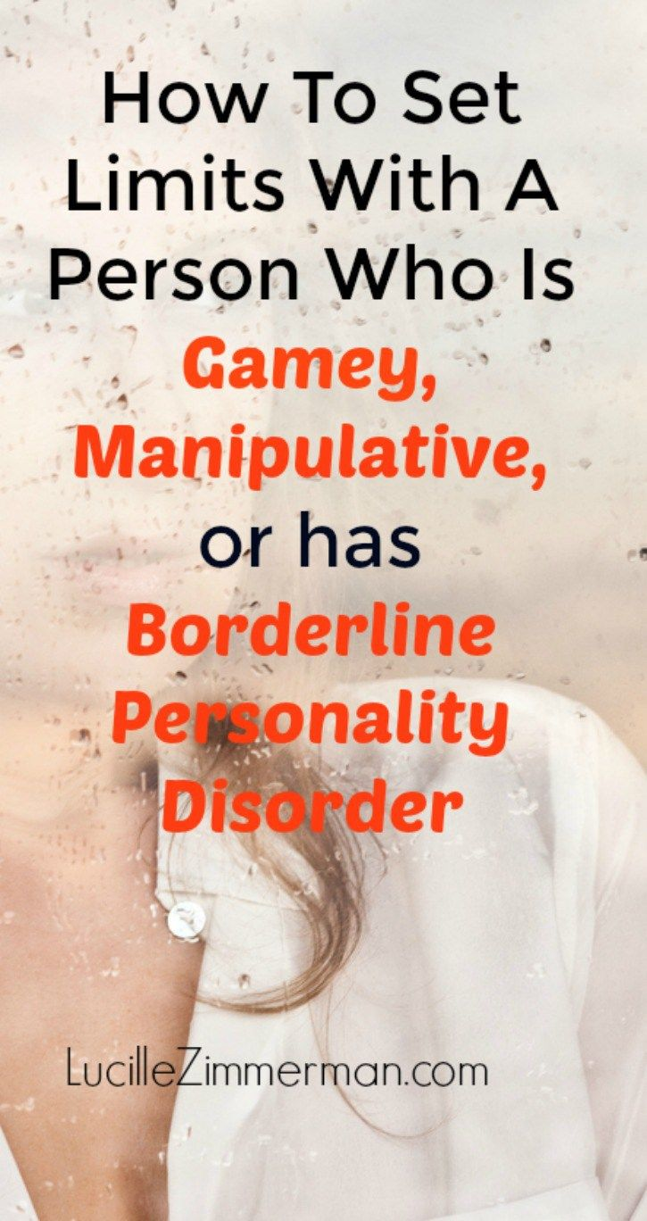 from Terrence dating man with borderline personality disorder
