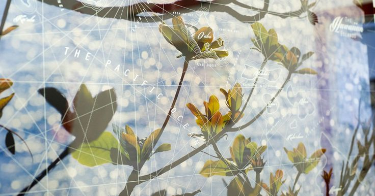 View these amazing artworks created by Natascha Petersmann from Map Lovers, beautifully printed on metal with a glass overlay.