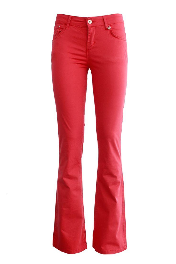 Pantalone 5 tashe zampa | Giorgia & Johns
