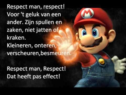 ▶ Respect man! - YouTube