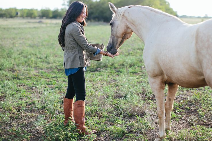"""Why I like Joanna Gaines' style- understated, classic, comfortable. Because """"there are more interesting things about you than what you are wearing."""""""