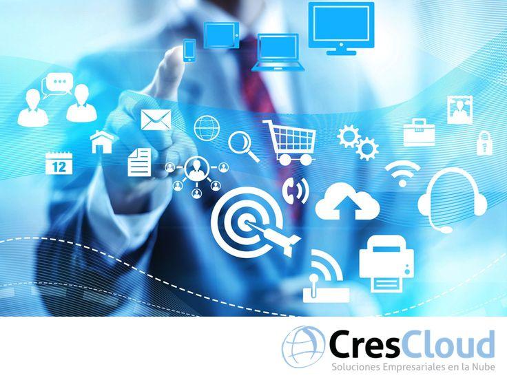Soluciones empresariales en la nube. TIPS PARA EMPRESARIOS. Con los sistemas que diseñamos en CresCloud, podrás experimentar una manera más eficiente de administrar la información de su empresa. Crescendo-eC, es un sistema especializado para comercializar sus productos, gracias a esto podrá realizar transacciones más sencillas, claras y rápidas. Si desea más información sobre nuestros programas, le invitamos a consultar nuestro sitio en internet www.crescloud.com…