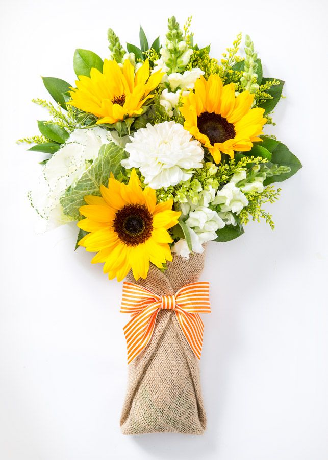 Best sunflower arrangements ideas on pinterest