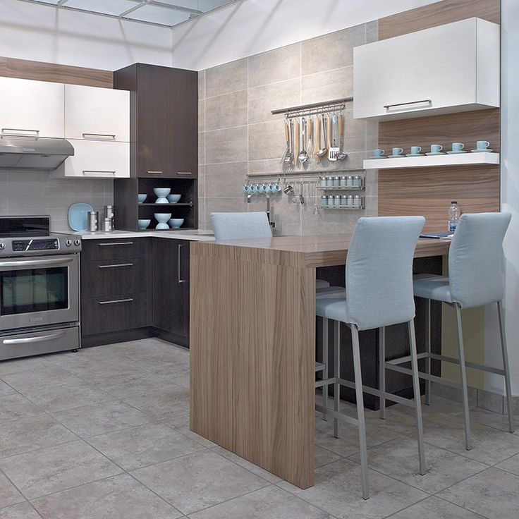 104 best cuisine idees images on pinterest kitchen for Cuisine melamine