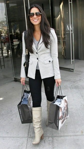 Olivia Munn I want your outfit.