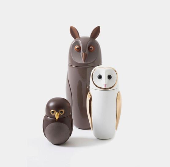 Owls - Manolo Bossi